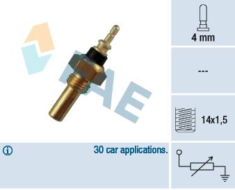 Refroidissement FAE 32330 (X1)