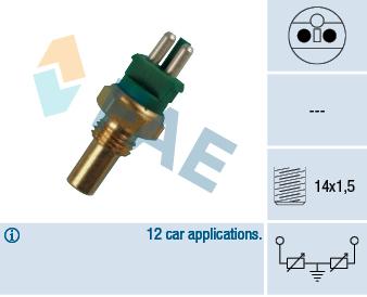 Refroidissement FAE 32510 (X1)