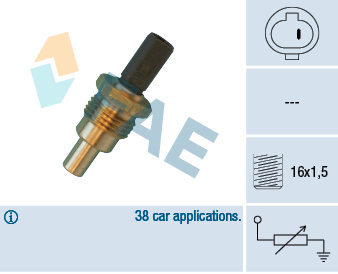 Refroidissement FAE 32640 (X1)