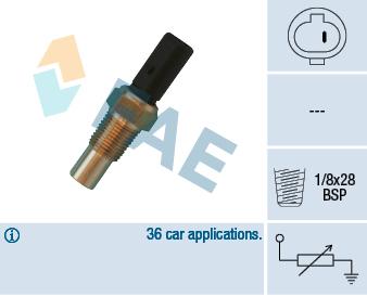 Refroidissement FAE 32650 (X1)