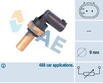 Moteur FAE 32710 (X1)