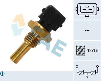 Capteur, temperature du liquide de refroidissement FAE 33090 (X1)