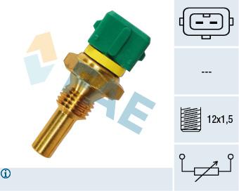 Capteur de temperature FAE 33120 (X1)