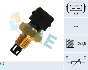 Capteur, température de l'air d'admission FAE 33160 (X1)