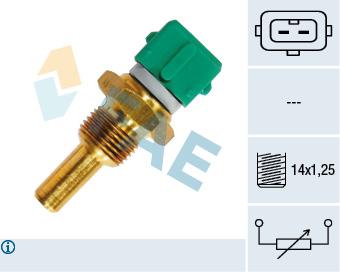 Capteur de temperature FAE 33190 (X1)