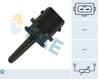 Capteur de temperature FAE 33221 (X1)