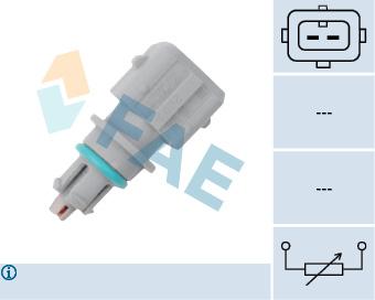 Capteur de temperature FAE 33511 (X1)