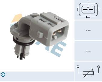 Capteur, température extérieure FAE 33512 (X1)
