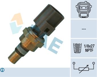 Capteur de temperature FAE 33750 (X1)