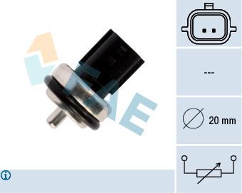 Moteur FAE 33811 (X1)