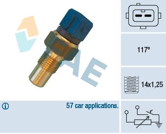 Moteur FAE 34440 (X1)