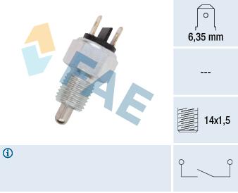 Contacteur de feu de recul FAE 40500 (X1)