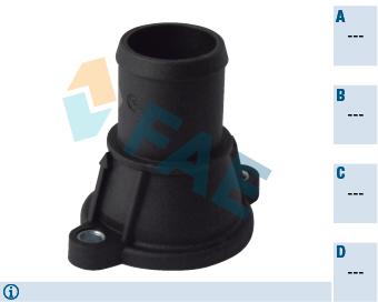 Pieces de thermostat FAE 54328 (X1)