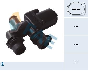 Electrovanne de climatisation FAE 55001 (X1)