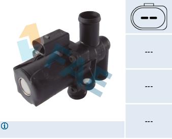 Electrovanne de climatisation FAE 55012 (X1)
