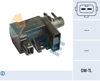 Capteur de pression de suralimentation FAE 56004 (X1)