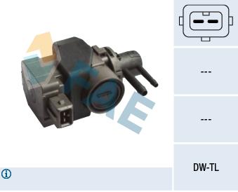 Capteur de pression de suralimentation FAE 56012 (X1)