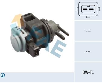 Capteur de pression de suralimentation FAE 56025 (X1)