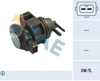 Capteur de pression de suralimentation FAE 56026 (X1)