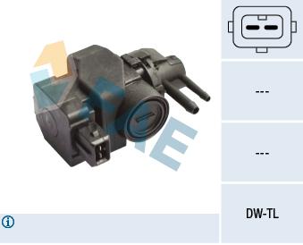 Capteur de pression de suralimentation FAE 56027 (X1)