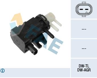 Capteur de pression de suralimentation FAE 56031 (X1)
