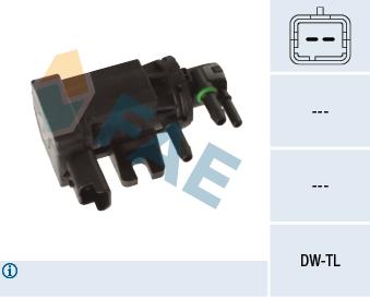 Capteur de pression de suralimentation FAE 56039 (X1)