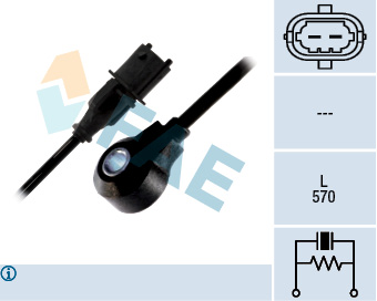 Capteur de cliquetis FAE 60114 (X1)