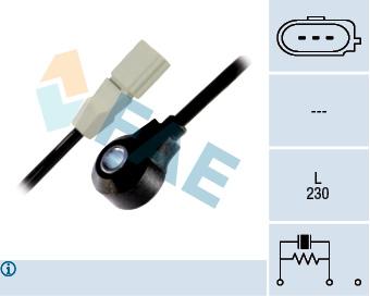 Capteur de cliquetis FAE 60118 (X1)