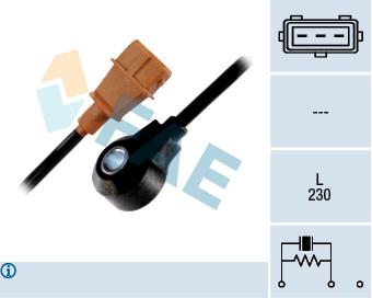 Capteur de cliquetis FAE 60139 (X1)