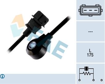 Capteur de cliquetis FAE 60143 (X1)