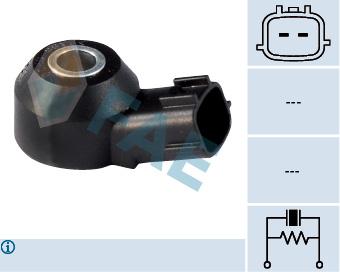 Capteur de cliquetis FAE 60156 (X1)