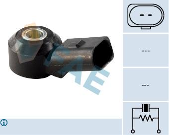 Capteur de cliquetis FAE 60160 (X1)