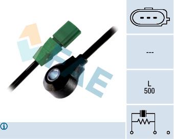 Capteur de cliquetis FAE 60163 (X1)
