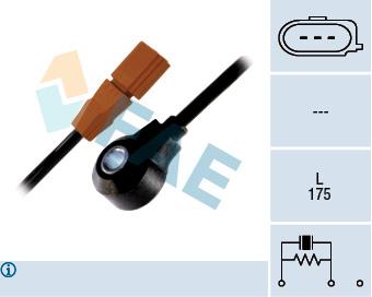 Capteur de cliquetis FAE 60168 (X1)