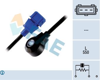 Capteur de cliquetis FAE 60190 (X1)