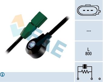 Capteur de cliquetis FAE 60192 (X1)