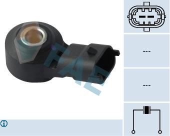 Capteur de cliquetis FAE 60227 (X1)
