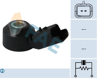 Capteur de cliquetis FAE 60239 (X1)