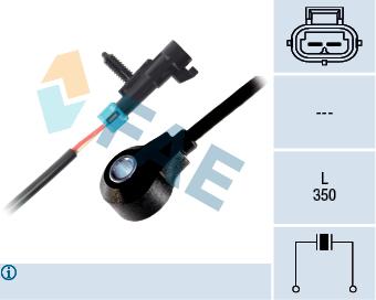 Capteur de cliquetis FAE 60245 (X1)