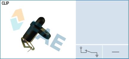 Contacteur de porte FAE 67090 (X1)