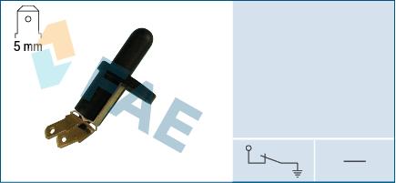 Contacteur de porte FAE 67210 (X1)