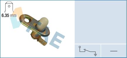 Contacteur de porte FAE 67220 (X1)