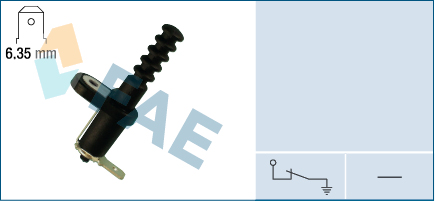 Contacteur de porte FAE 67270 (X1)