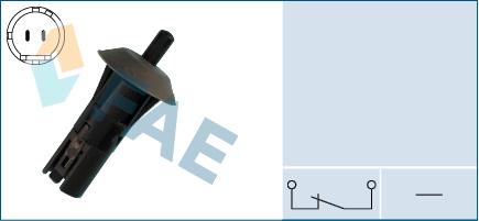 Contacteur de porte FAE 67330 (X1)