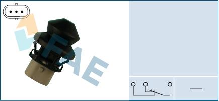 Contacteur de porte FAE 67340 (X1)