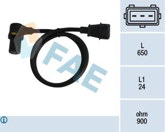 Capteur d'angle FAE 79057 (X1)