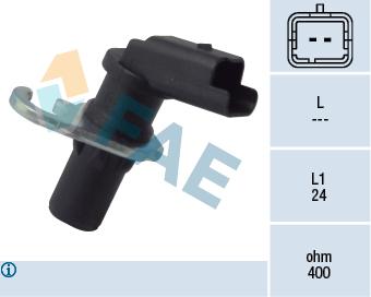 Capteur d'angle FAE 79120 (X1)