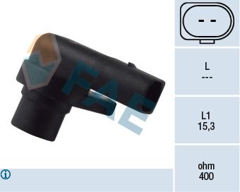 Capteur d'angle FAE 79130 (X1)