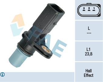 Capteurs/calculateurs/sondes FAE 79175 (X1)