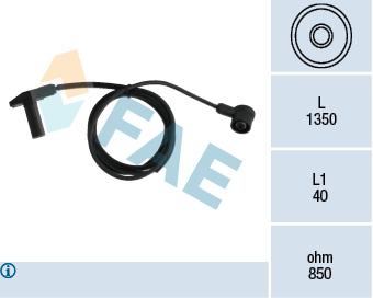 Capteur d'angle FAE 79241 (X1)